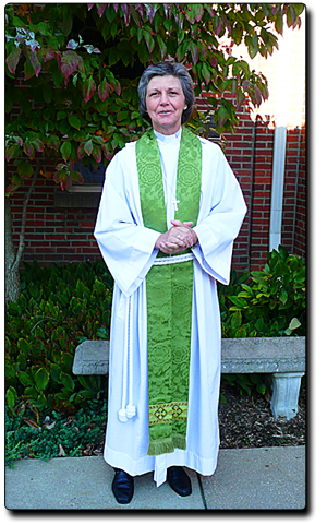 The Rev. Carol S. Evans 31st Restor