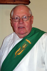 The Rev. William D. Synder Deacon